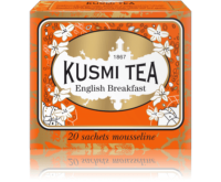 "ENGLISH BREAKFAST ""kusmi tea"""