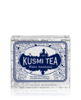 "WHITE ANASTASIA ""kusmi tea"""