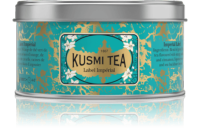"Boîte ""kusmi tea"" LABEL IMPERIAL 125 GR"