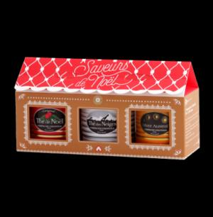 "coffret CRACKERS 1 ""Compagnie coloniale"""
