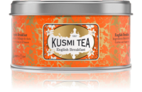 "Boîte ""kusmi tea"" ENGLISH BREAKFAST 125 GR"