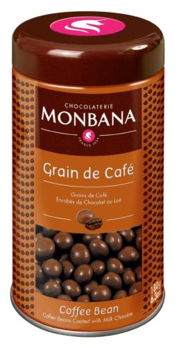 "GRAINS DE CAFE ""Monbana"""