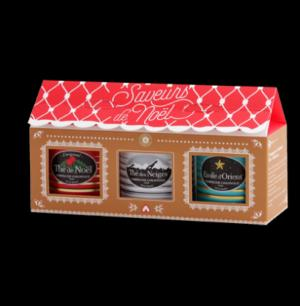 "coffret CRACKERS 2 ""Compagnie coloniale"""